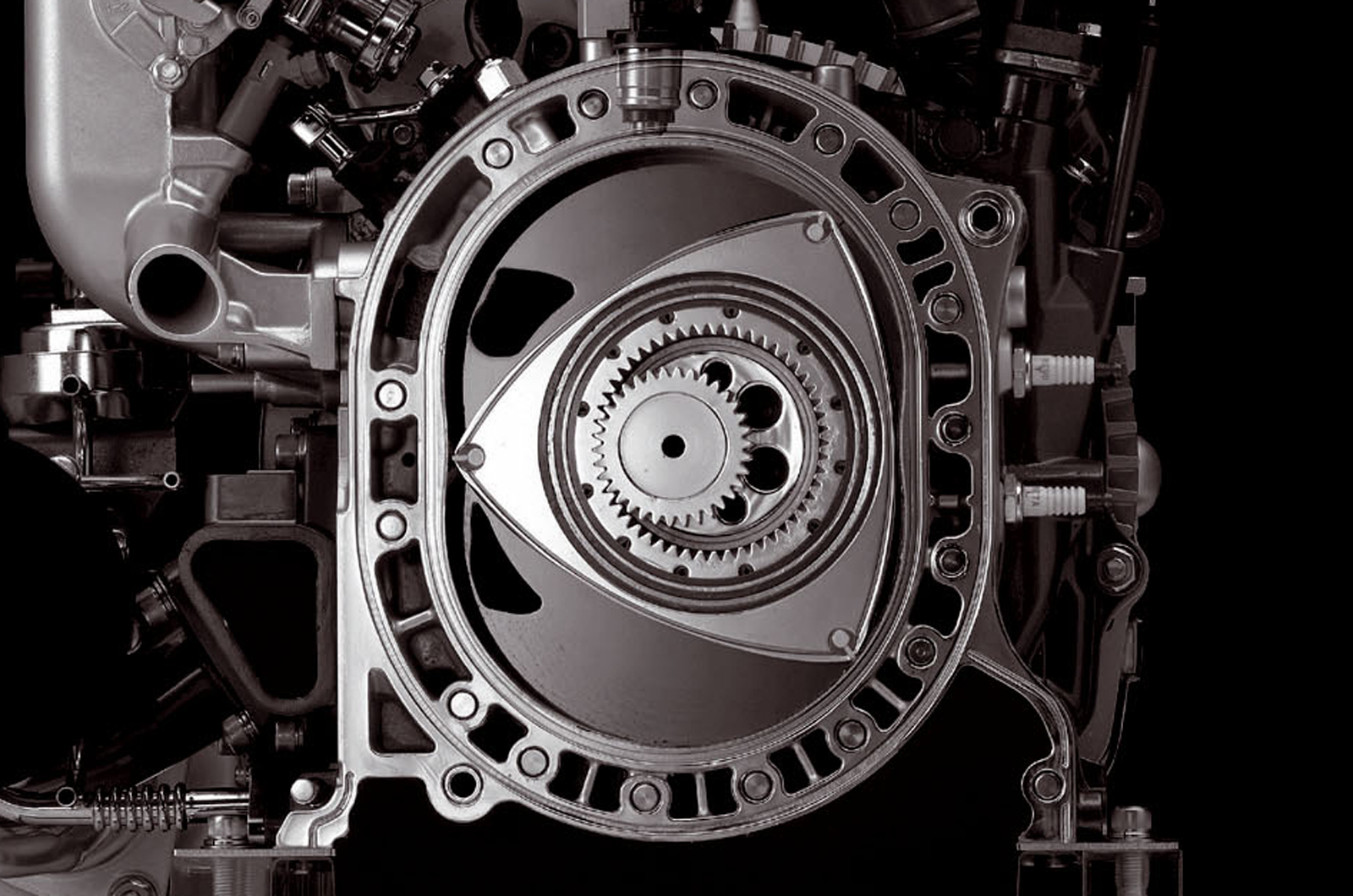 Картинки по запросу роторно поршневой двигатель