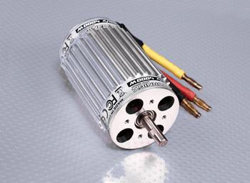 Двигатель бесколлекторный постоянного тока типа inrunner