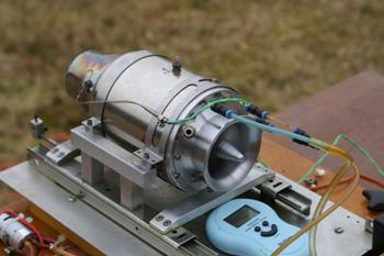 турбореактивный двигатель jet GR180