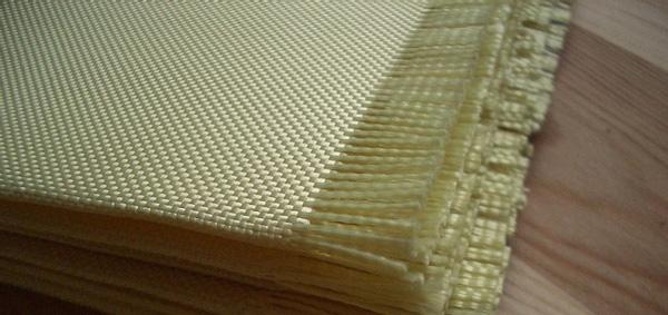 арамидное волокно, ткань