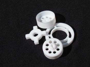 Формованные изделия из термо фторопласта