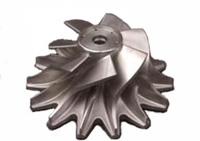 Рабочее колесо центробежного компрессора открытого типа