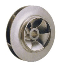Рабочее колесо центробежного компрессора закрытого типа