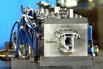 Полимерные профили, произведенные по экструзионной методике