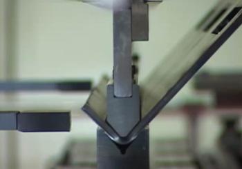 Оснастка и оборудование для гибки профилированным инструментом