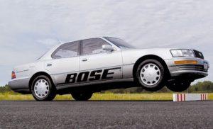электромагнитная система подвески Bose