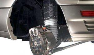 подвеска электромагнитная